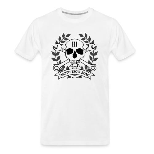 Moto Ergo Sum - Men's Premium Organic T-Shirt