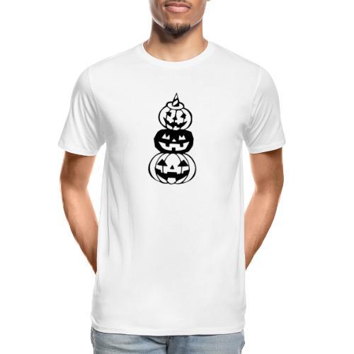Pumpkins - Men's Premium Organic T-Shirt