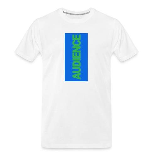 audiencegreen5 - Men's Premium Organic T-Shirt