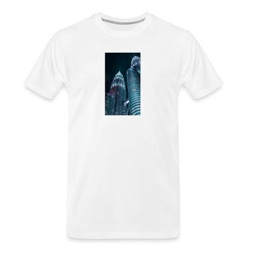 C0618608 28FC 4668 9646 D9AC4629B26C - Men's Premium Organic T-Shirt