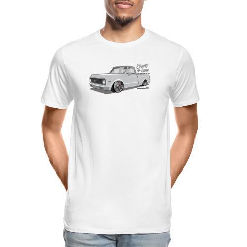 Short & Low C10 - Men's Premium Organic T-Shirt