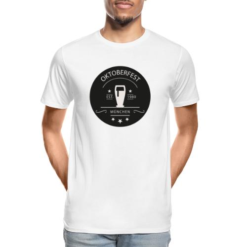 Oktoberfest - Men's Premium Organic T-Shirt