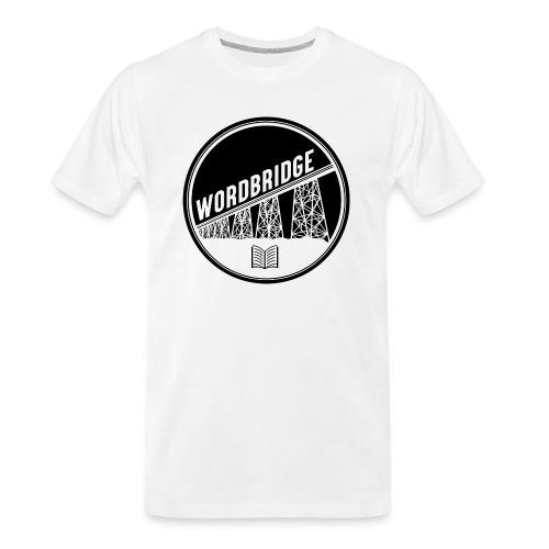 WordBridge Conference Logo - Men's Premium Organic T-Shirt