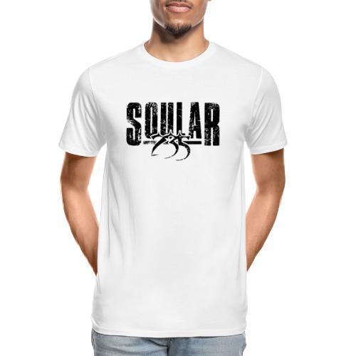 Soular235 (Logo) - Men's Premium Organic T-Shirt