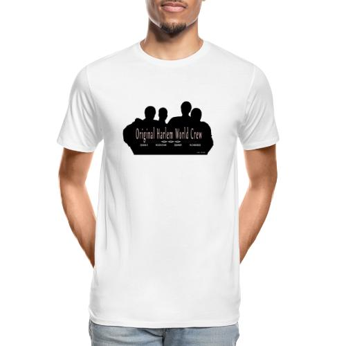 Harlem World Crew the4 - Men's Premium Organic T-Shirt