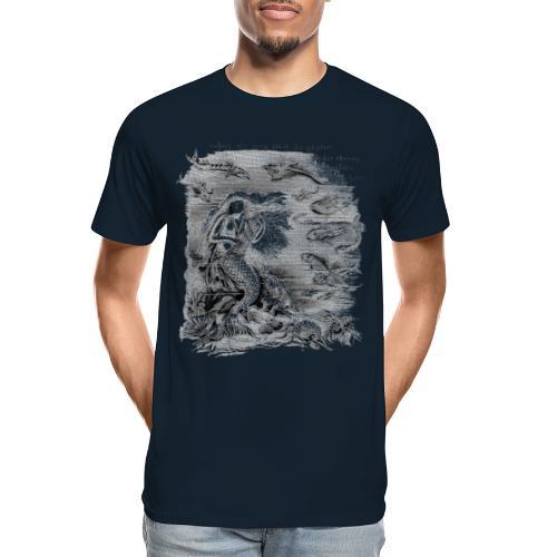 The Little Mermaid - Men's Premium Organic T-Shirt