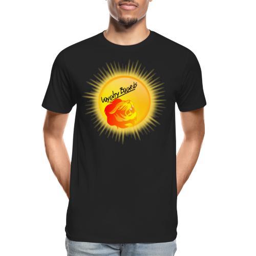 LoyaltyBoardsNewLogo 10000 - Men's Premium Organic T-Shirt