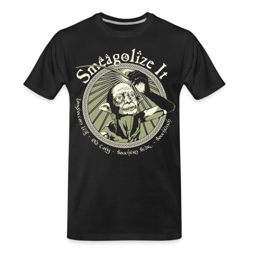 Smeagolize It! - Men's Premium Organic T-Shirt