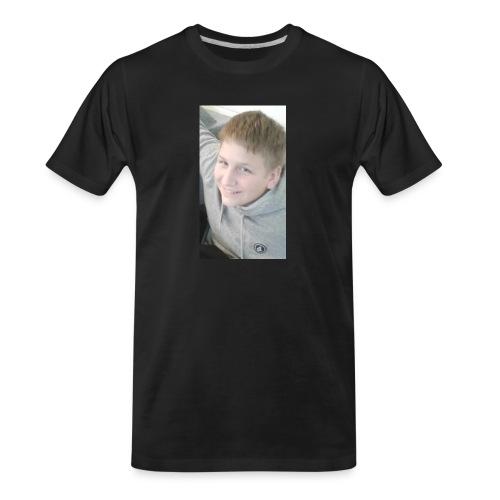 EvanTVSignatureMerch - Men's Premium Organic T-Shirt