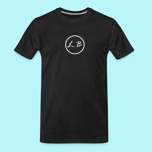 Basic Logo - Men's Premium Organic T-Shirt