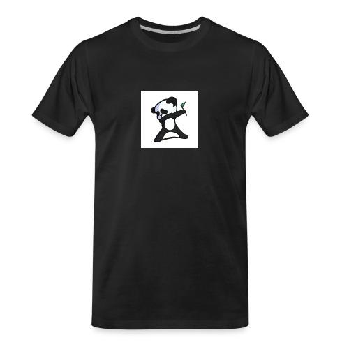 Panda DaB - Men's Premium Organic T-Shirt