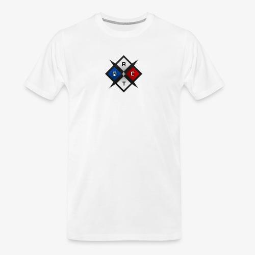 RTQC Logo - Men's Premium Organic T-Shirt