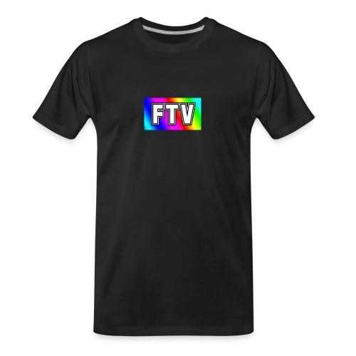 Rainbow FTV - Men's Premium Organic T-Shirt