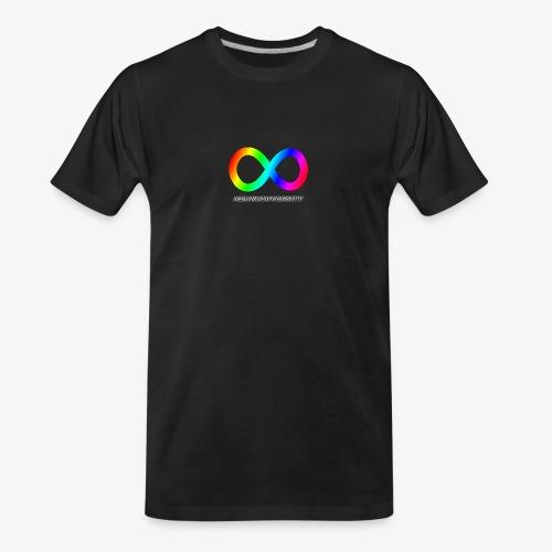 Neurodiversity - Men's Premium Organic T-Shirt