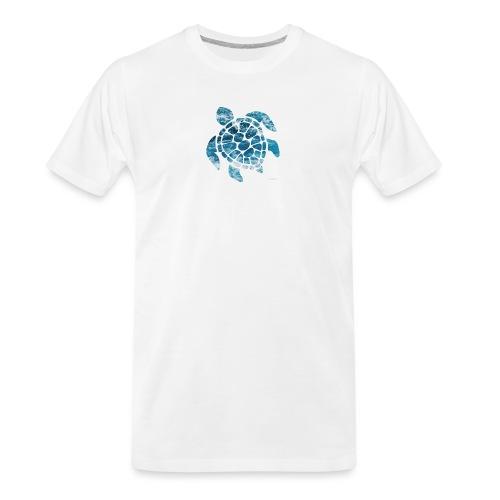 turtle - Men's Premium Organic T-Shirt