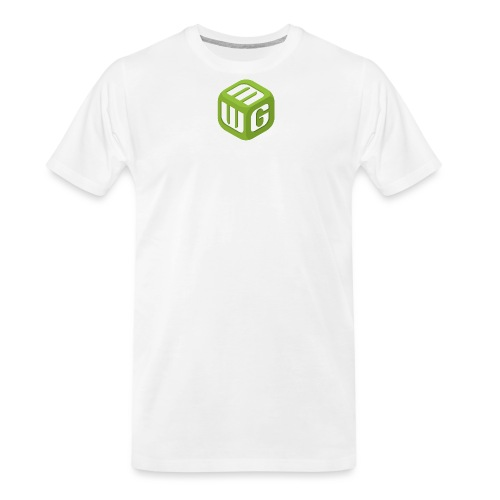 MiniWarGaming T-Shirt (L) Men's Fruit of the Loom - Men's Premium Organic T-Shirt