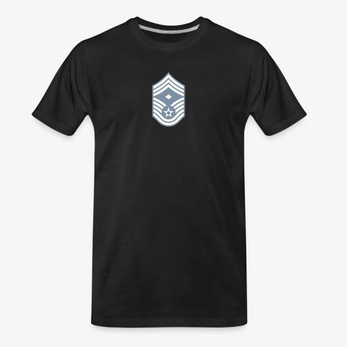chief master sergeant - Men's Premium Organic T-Shirt