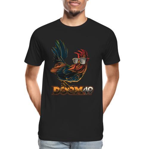 DooM49 Chicken - Men's Premium Organic T-Shirt