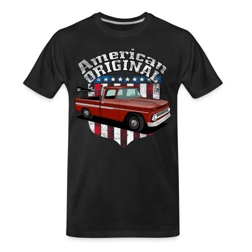 American Original RED - Men's Premium Organic T-Shirt