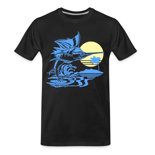 Sailfish - Men's Premium Organic T-Shirt