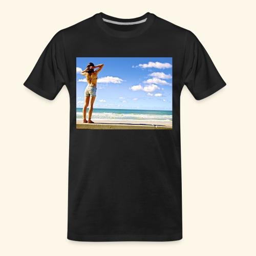 italian style - Men's Premium Organic T-Shirt