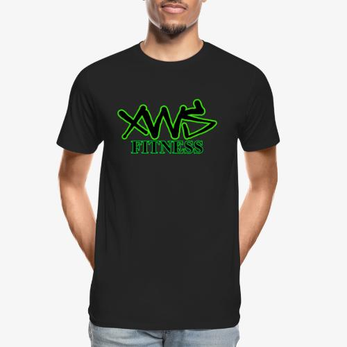 XWS Fitness - Men's Premium Organic T-Shirt