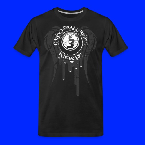 180503 CBBNewTee3 - Men's Premium Organic T-Shirt