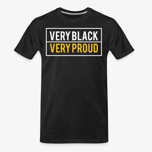 Melanin Pride - Men's Premium Organic T-Shirt
