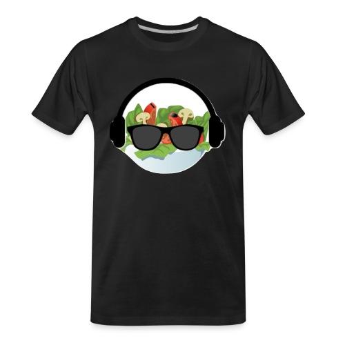 DJ salad merchandise - Men's Premium Organic T-Shirt