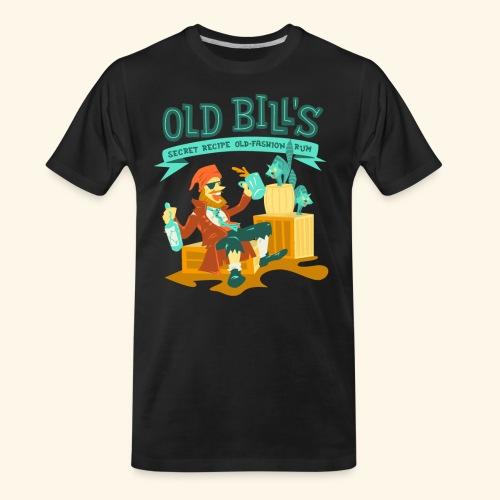 Old Bill's - Men's Premium Organic T-Shirt