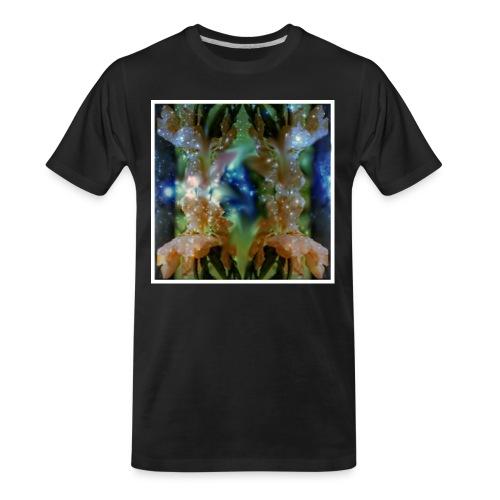 Abstract universe - Men's Premium Organic T-Shirt