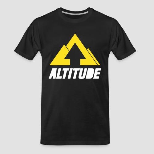 Empire Collection - Yellow - Men's Premium Organic T-Shirt