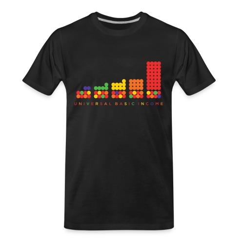 Universal Basic Income - Men's Premium Organic T-Shirt
