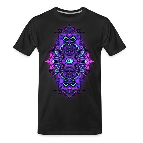 Eternal Voyage III - UV - Men's Premium Organic T-Shirt