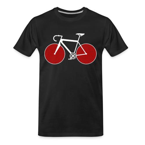 bike love - Men's Premium Organic T-Shirt