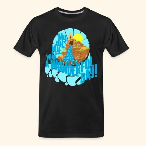 splashMT2 - Men's Premium Organic T-Shirt