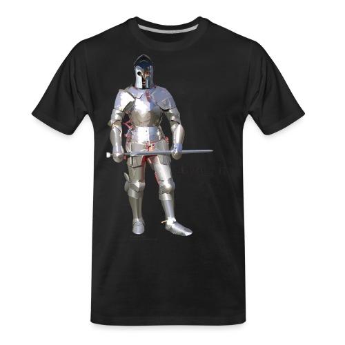 Plate Armor Bring it men's standard T - Men's Premium Organic T-Shirt
