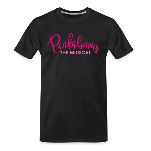 Pinkalicious - Men's Premium Organic T-Shirt