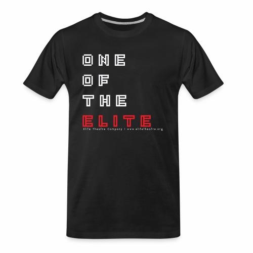 8bit of the Elite - Men's Premium Organic T-Shirt