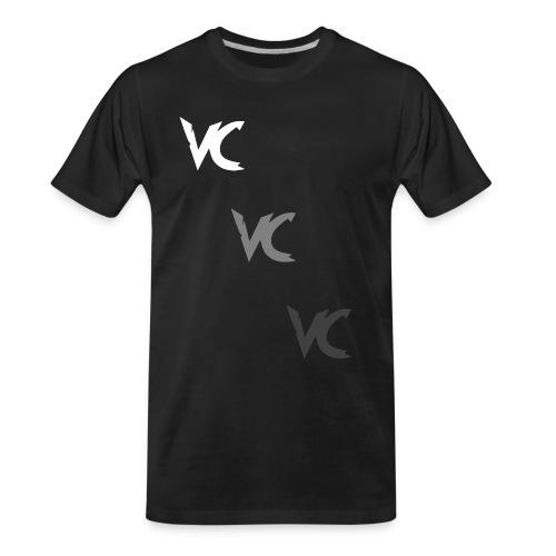V3L0C1TY Logo Mugs & Drinkware - Men's Premium Organic T-Shirt