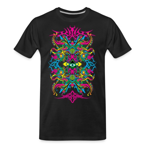 E.V. II - Color Edition - Men's Premium Organic T-Shirt