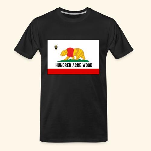 Golden Honey State - Men's Premium Organic T-Shirt