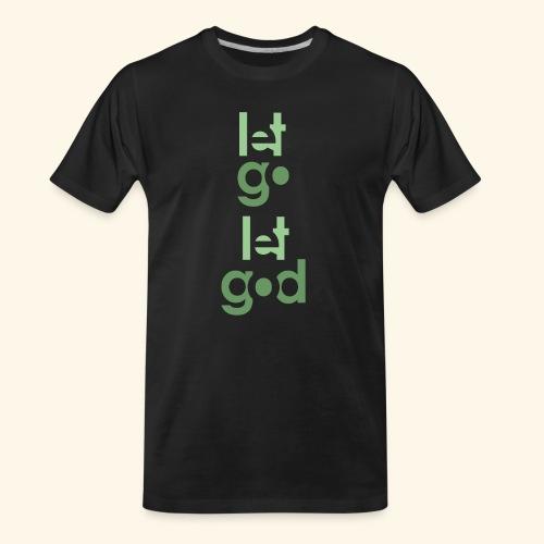 LGLG #9 - Men's Premium Organic T-Shirt