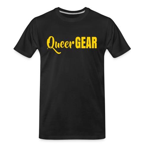 Queer Gear T-Shirt - Men's Premium Organic T-Shirt