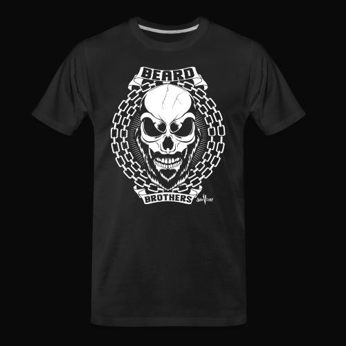 Beard Brothers T-shirt - Men's Premium Organic T-Shirt