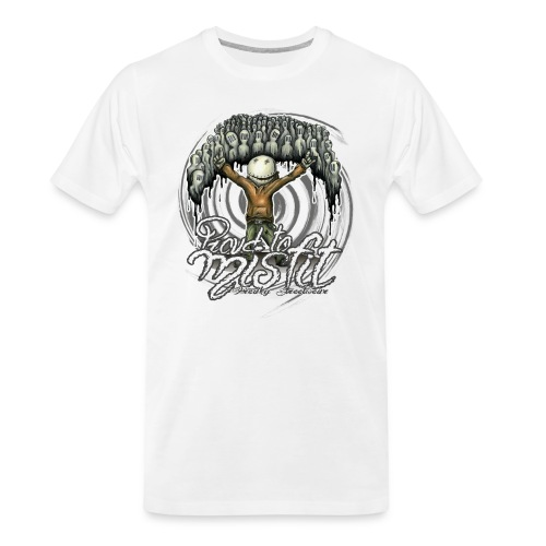 proud to misfit - Men's Premium Organic T-Shirt