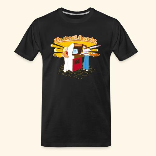 Master of the Arcade - Men's Premium Organic T-Shirt