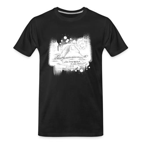 Listen to Hardrock - Men's Premium Organic T-Shirt