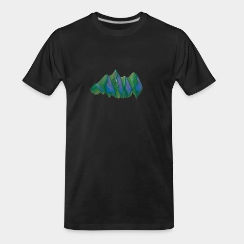 Mountain Meadow - Men's Premium Organic T-Shirt