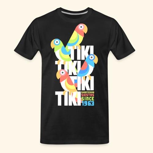 Tiki Room - Men's Premium Organic T-Shirt